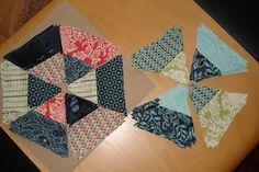 hexagons!   Jaybird Quilts