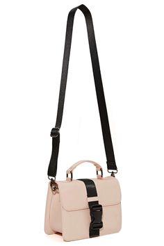 Nasty Gal x Nila Anthony Buckle Down Bag