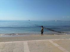 Día 317: días semi libres de renovación.. sol, playa, Mireia... qué más se puede pedir!! <3