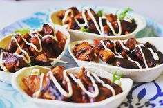 Sticky #BBQ #Taco's!! #NationalTacoDay