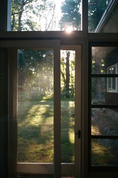 Through The Window, Through The Looking Glass, Forest View, Nature Aesthetic, Window View, Foto Art, Slow Living, Simple Pleasures, Farm Life