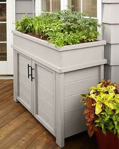 Converting The Space Under A Raised Deck Into A Storage