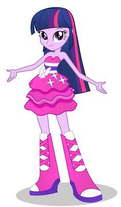 (Equestria girls) Twilight sparkle