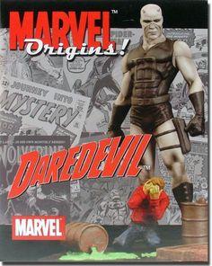 Marvel Origins Daredevil Statue
