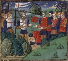 """1356 Bataile Poitiers Capture de Jean II.""""Le Bon""""by his 3.cousin once removed 2.KG """"Black Prince""""Edward of Woodstock-Plantagenet Prince of Wales+Aquitaine leader Grand Chevauchée+leader 2.chevauchee 5.KG Jean III. Grailly Captal Buch)/Jean II.was in fact captured by Denis Morbecque Count of Saint Omer Knight from Artois. John the Good is the 2.French sovereign to be captured on a bataille.First was St. Louis IX. at the Battle of Mansourah-Egypt 1250, then third was Francis I.at the Battle of…"""
