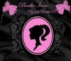 Barbie Folder Icon