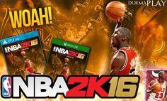 http://www.durmaplay.com/News/michael-jordan-sahalara-geri-donuyor   Kaliforniyali video oyun gelistirme sirketi Visual Concepts tarafindan 1999 yilindan bu yana, her yil yayimlanmak üzere seri halinde gelistirilen, 1999-2004 yillari arasinda Sega'yla, 2005 yilindan bu yana da 2K Sports'la yayimlanan basketbol simülasyon ve spor oyunu NBA 2K serisi bu yil yayimlanmasi planlanan serinin yeni oyunu NBA 2K16'nin özel baskisinda dünyaca ünlü efsanevi futbolcu Michael