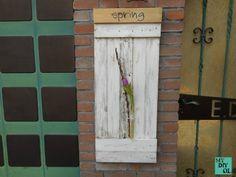 Sign , Vier Jahreszeiten ( Frühling ) - My Do it yourself