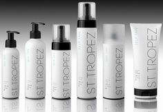 ST. TROPEZ tanning lotion