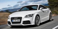 Audi's famed 2.5 liter five-cylinder sat snugly in the hood of the TT RS, which also came with either a six-speed manual or the seven-speed dual clutch transmission.    - RoadandTrack.com
