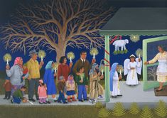 We celebrated Posada at Viv's preschool the previous year, think we should consider it for this year too.