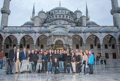 Daniels Executive MBA International trip (Amsterdam, Turkey and Israel)