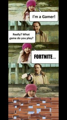 This article is going to take you to the most amazing games like Fortnite. So those who consider themselves as Fortnite addicted can fulfill their thirst for al Gamer Humor, Funny Gaming Memes, Really Funny Memes, Stupid Funny Memes, Funny Relatable Memes, Hilarious, Funny Humor, Video Game Memes, Video Games Funny