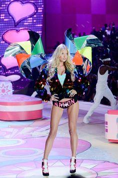 The Victoria's Secret Fashion Show 2012 - Elsa Hosk