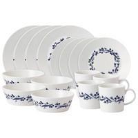 Royal Doulton Fable Garland Tableware Set, 16 piece