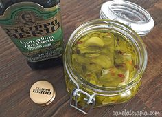 Desde que eu provei o Azeite Extra Virgem Filippo Berio fiquei pensando em uma receita para usá-lo. Como ele é extraído da primeira prensagem a frio das azeitonas é ideal para usar sobre alimentos …