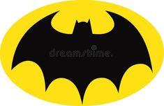 Batman Symbol on Yellow Oval. Batman black Bat insignia/ symbol of DC comics sup , Chihiro Cosplay, Batman Wallpaper, Black Bat, Bat Signal, Photo Illustration, Superhero Logos, Detective, Dc Comics, Symbols