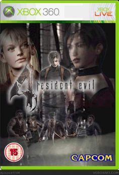 Resident evil xbox360