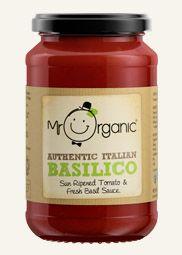 Pasta Sauces & Pestos   Mr. Organic