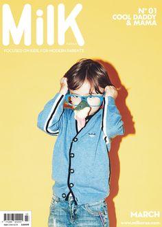 Bienvenue au MilK Corée ! Welcome to MilK Korea !