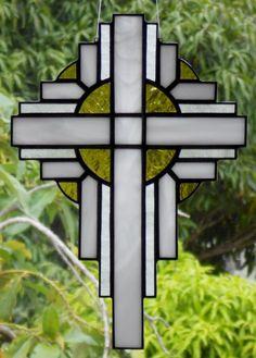 Stained Glass Stained Glass Art Stained Glass by BoxesandBeyond, $35.00