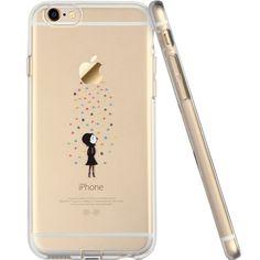 Coque iPhone 6, Coque iPhone 6S, ESR® TPU Coque Etui Housse Souple de protection [absorbant les chocs] [Ultra mince] [Poids léger] [Anti-rayures] pour iPhone 6/6S 4,7 pouces (Rainbow): Amazon.fr: High-tech