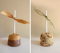 8 fast and easy ways to dress up a marshmallow! LivingLocurto.com