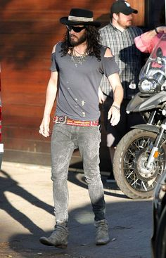 What Were They Thinking?!  Russell Brand