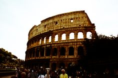 Colloseum (ROME)