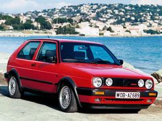Volkswagen's Golf GTI G60 aimed to redefine the limits of front-wheel drive | Ran When Parked