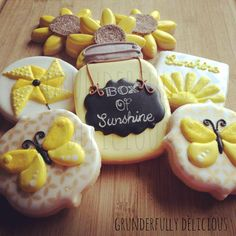 Box of Sunshine | Cookie Connection
