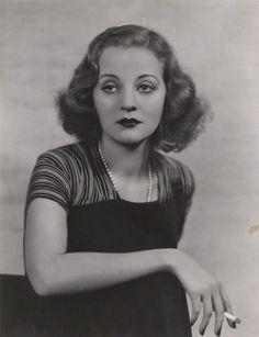 Tallulah Bankhead - Dorothy Wilding, 1934