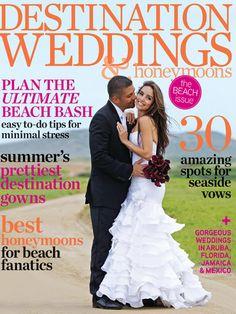 Destination Weddings & Honeymoons Mag App