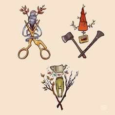 Image result for over the garden wall tattoo