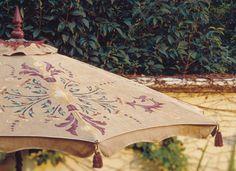 Garden Umbrellas - Create your Own Design! - DIY