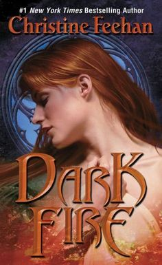 Dark Fire by Christine Feehan was the first Dark Series novel I read, from there I was hooked...and now I own the whole series to date....would love to meet Christine Feehan in person