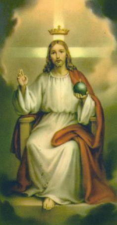 Gesù Cristo Re