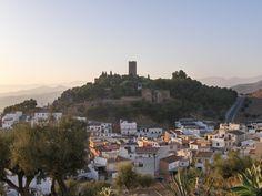 Castillo de Vélez #Málaga #Spain http://www.enforex.com/espanol/espana-malaga.html