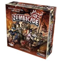 Zombicide - looks like a fun game.  I'd like to try it