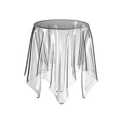 £167.88 (x2) - Master Bedroom - Essey Illusion Side Table