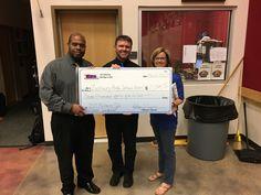 Zachary High School raised $11,045 hosting a Mattress Fundraiser with CFS!