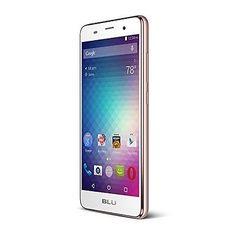 Blu Advance 5.0 HD Rose Gold Unlocked Dual Sim Smartphone Cell Phone Andriod