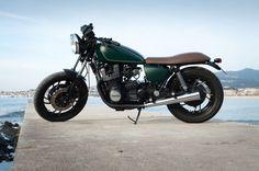 YAMAHA XS1100   Tarmac Custom Motorcycles