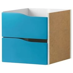 Most current Pic New free KALLAX insert with 2 drawers - turquoise - IKEA style Therefore . Strategies The IKEA Kallax line Storage furniture is an important element of any home. They offer order and a Ikea Hacks, Kallax Insert, Kallax Shelving Unit, Drawer Lights, Painted Drawers, Ikea Drawers, Affordable Furniture, Drawer Fronts, Yurts
