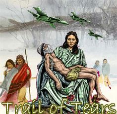 trail of tears, images | Trail of Tears in Palestine