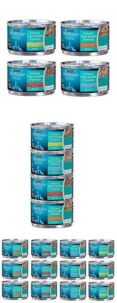 Cat Food 63073: Purina Pro Plan Focus Wet Cat Food Urinary Tract Health Uth Variety Pack, 4 Cans -> BUY IT NOW ONLY: $31.33 on eBay!