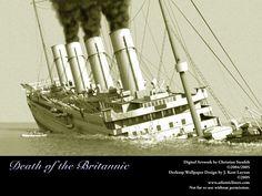 Sinking of the Britanic