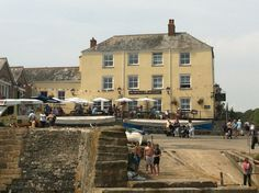 The Pier House Hotel Charlestown in St Austell, Cornwall