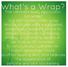 Wonder exactly what a wrap is?