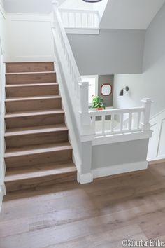 European white oak wide plank wood flooring |suburban bitches